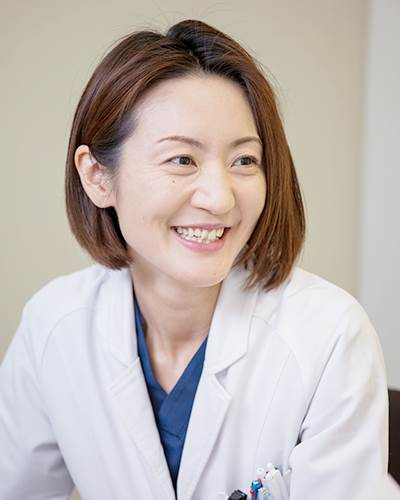 青森厚生病院 外科・手術部長 赤坂 治枝 (あかさか はるえ)