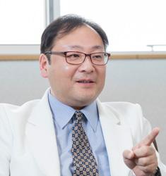 国民健康保険板柳中央病院 院長 長谷川  範幸(はせがわのりゆき)